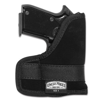 Uncle Mike's Inside-The-Pocket Holsters (Size 4)