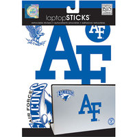 NCAA Removable Laptop Sticker, United States Air Force Academy Fighting Falcons