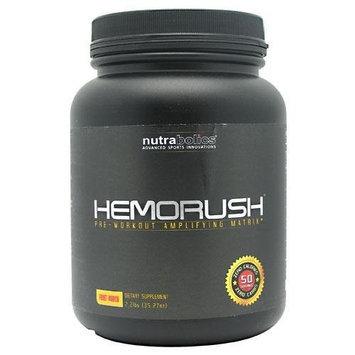 Nutrabolics Hemorush, Fruit Punch, 2.2-Pound