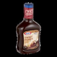 Kraft Barbecue Sauce Sweet Honey