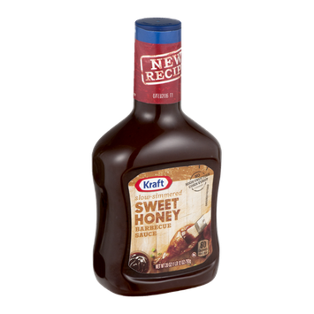 Kraft Barbecue Sauce Sweet Honey