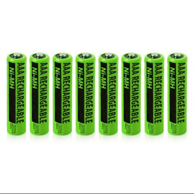 ClearSounds NiMH AAA Clearsounds (8-Pack) NiMh AAA Batteries 4-Pack