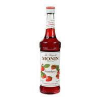 Monin Inc Monin 750-ml Strawberry Syrup (Pack of 12)
