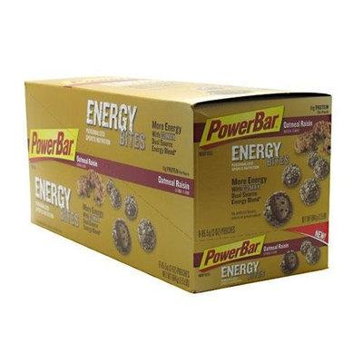 Powerbar Energize Bites Oatmeal Raisin