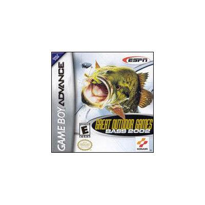 Konami ESPN Great Outdoor Games: Bass Fishing 2002