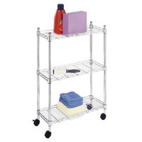 Whitmor Storage Cart:  6056-53 Supreme Laundry Cart