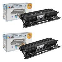 LD © Compatible Brother TN115BK Set of 2 Black Laser Toner Cartridges for the Brother: HL-4040CDN, MFC-9450CDN, HL-4070CDW, DCP-9045CDN, MFC-9840CDW, MFC-9440CN, HL-4040CN, DCP-9040CN Printers