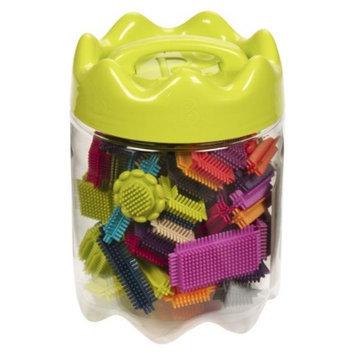 B. toys B. Bristle Block Stackadoos