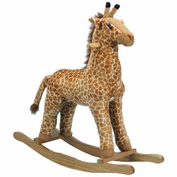 Charm Company Jacky Giraffe Rocker Ages 18 Mo+, 1 ea