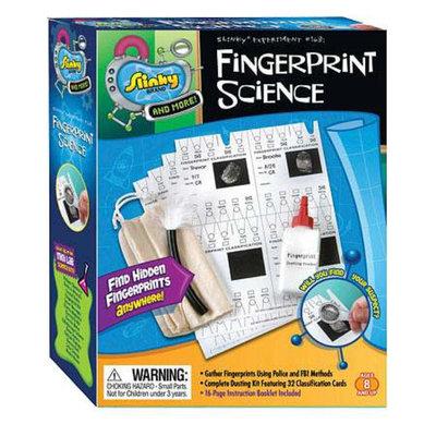 Slinky & More Fingerprint Science