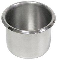 Trademark Commerce Trademark Poker Stainless Steel Cup Holder Silver
