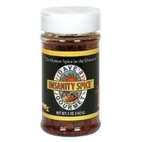 Daves Gourmet Dave's Gourmet Insanity Spice, 5-Ounce Bottle (Pack of 4)