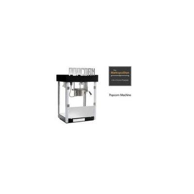 Benchmark USA 11045 Metropolitan Popcorn Machine - 4 Oz