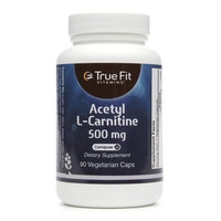 True Fit Vitamins Acetyl L-Carnitine