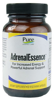 Pure Essence Labs - AdrenalEssence - 60 Vegetarian Capsules