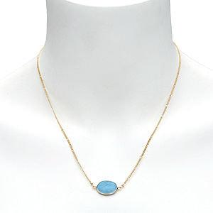 a.v. max Delicate Nugget Necklace