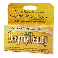 Sleeping Beauty Nature-Based Sleeping Tablets