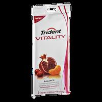 Trident Vitality Balance Sugar Free Soft Center Gum