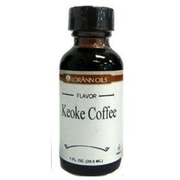Lorann Oils Lorann Hard Candy Flavoring Oil Keoke Coffee Flavor 1 Ounce
