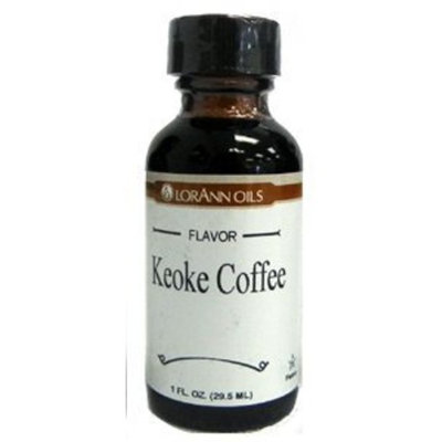 Lorann Oils Lorann Hard Candy Flavoring Oil Keoke Coffee Flavor 1 Ounce