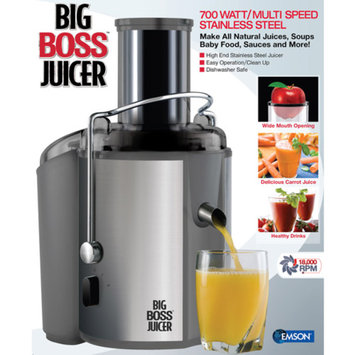 As Seen On Tv As Seen on TV Big Boss Juicer
