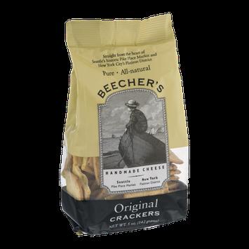 Beecher's Crackers Original