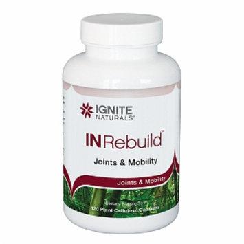 Ignite Naturals IN Rebuild, Capsules, 120 caps