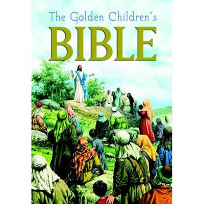 Golden Children's Bible (Reissue) (Hardcover)