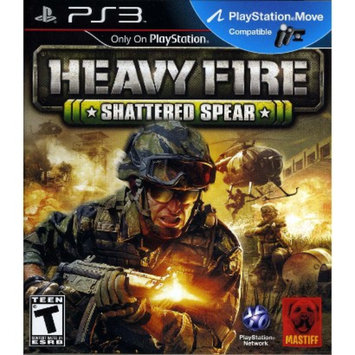 Mastiff Heavy Fire Shattered Spear (PlayStation 3)