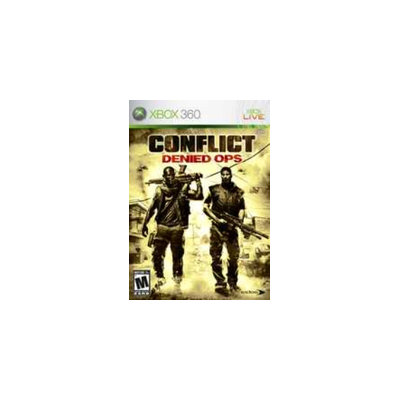 Eidos Interactive Conflict: Denied Ops