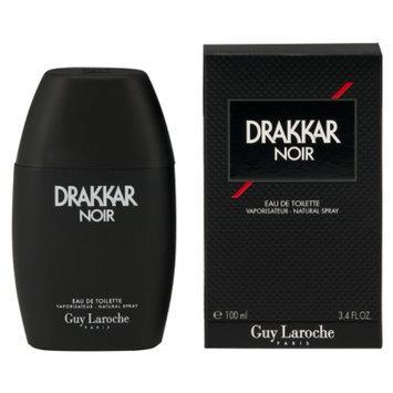 Drakkar Noir Men's Drakkar by Guy Laroche Eau de Toilette - 3.4 oz