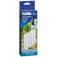 Hagen Fluval 4 Plus Polyester Pads, 4-Pack