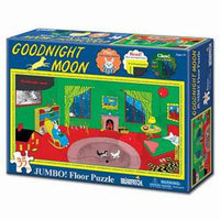 Goodnight Moon Glow Jumbo Floor Puzzle Ages 3+, 1 ea