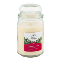 Smart Living Holiday Fragranced Candle