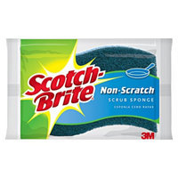 Scotch-Brite Cleaning Sponges SCOTCH-BRITE Multicolor