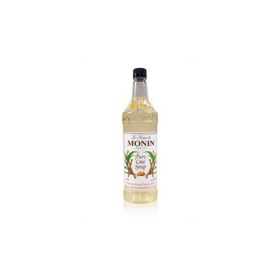 Monin Pure Cane Simple Syrup, 1000 ML Syrup