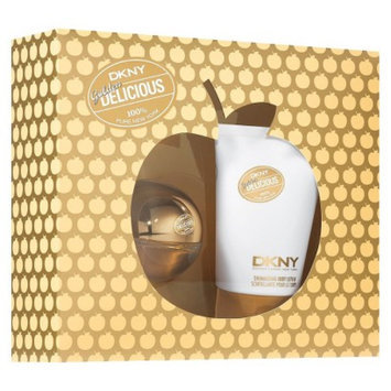Women's Golden Delicious Fragrance Gift Set by DKNY - 2 pc