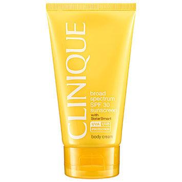 Clinique Broad Spectrum SPF 30 Sunscreen Body Cream