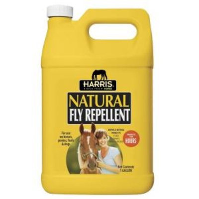 Harris 1 gal. Natural Fly Repellent for Horses-DISCONTINUED