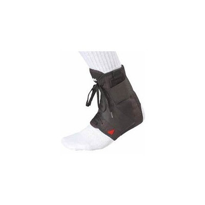 Mueller Soft Ankle Brace with Straps - Medium 213MD