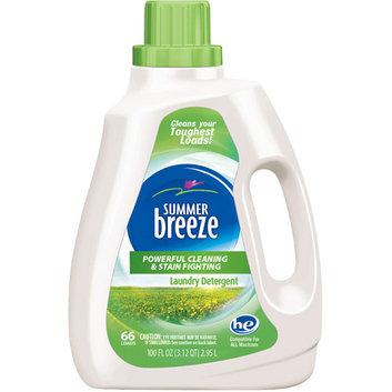 Great Value Summer Breeze Liquid Laundry Detergent