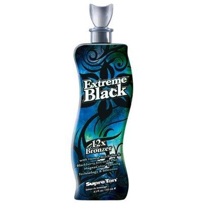 Supre Extreme Black 12X Bronzer