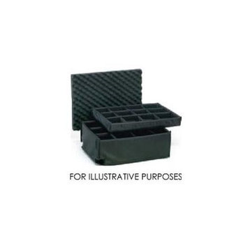 Hardigg Industries Pelican Padded Polyethylene Divider Set for the iM2700 Storm Case