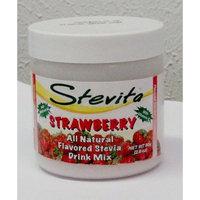 Stevita Co. Stevia Strawberry Flavored - Concentrated Powder Jar Stevita 2.8 oz Powder