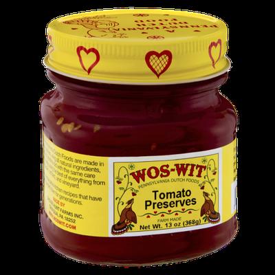Wos-Wit Tomato Preserves