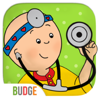 Budge Studios Caillou Check Up – Doctor's Office