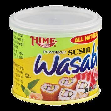 Hime Wasabi Powdered Sushi