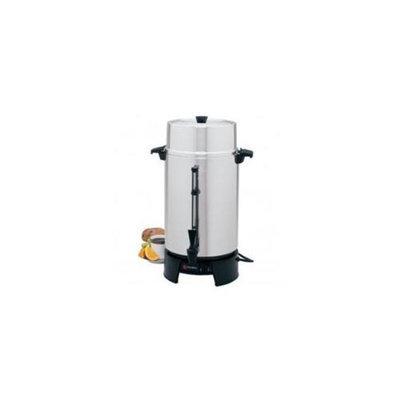Focus Foodservice 58010V 100 Cup 220-240 volt aluminum coffee urn