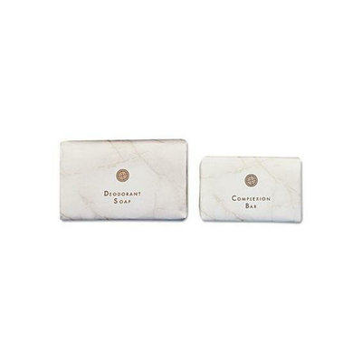 WHITE MARBLE Dial 00184 Wrapped Deodorant Bar Soaps