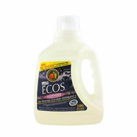 Earth Friendly Ecos Ultra 2x All Natural Laundry Detergent Lavender 100 fl oz